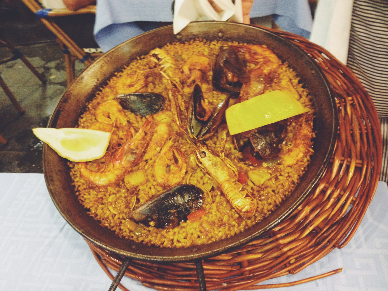 Couldn't get enough of Paella