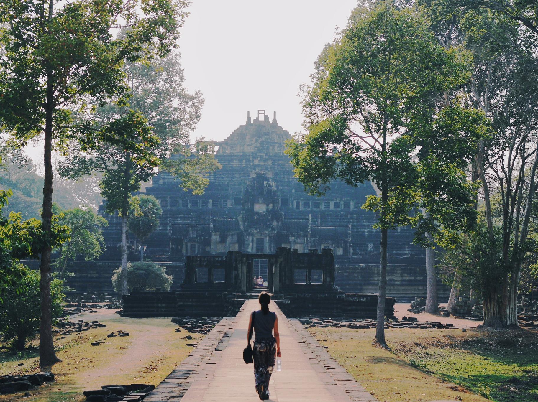 Bayon / Siem Reap