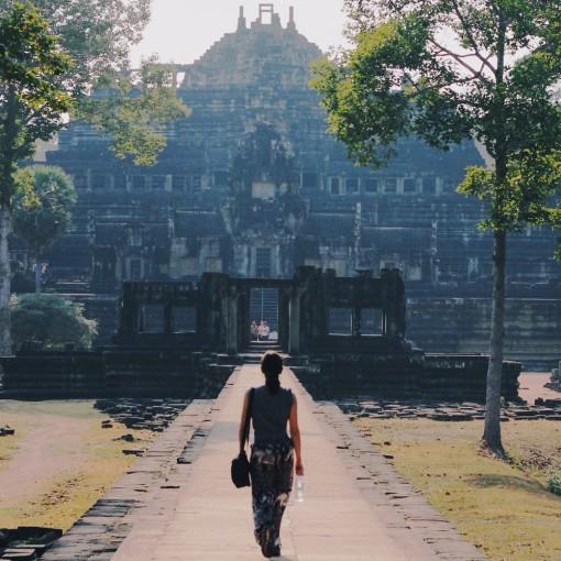 Kamboçya'ya Gittiğimde Hayatla İlgili Farkına Vardığım 4 Şey